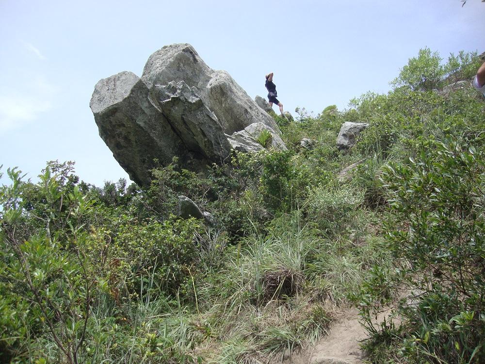 A trilha 18