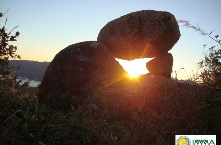 Sócio do IMMA e Guardião das Pedras e Locais Sagrados